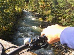 Hervorragendes Wasser aus den Tiefen der Berge - Auf den Spuren der Enns am Ennsradweg von Flachauwinkl nach Radstadt blogHuette.at image 4