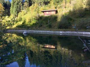 Hervorragendes Wasser aus den Tiefen der Berge - Auf den Spuren der Enns am Ennsradweg von Flachauwinkl nach Radstadt blogHuette.at image 5