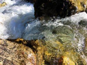 Hervorragendes Wasser aus den Tiefen der Berge - Auf den Spuren der Enns am Ennsradweg von Flachauwinkl nach Radstadt blogHuette.at image 8