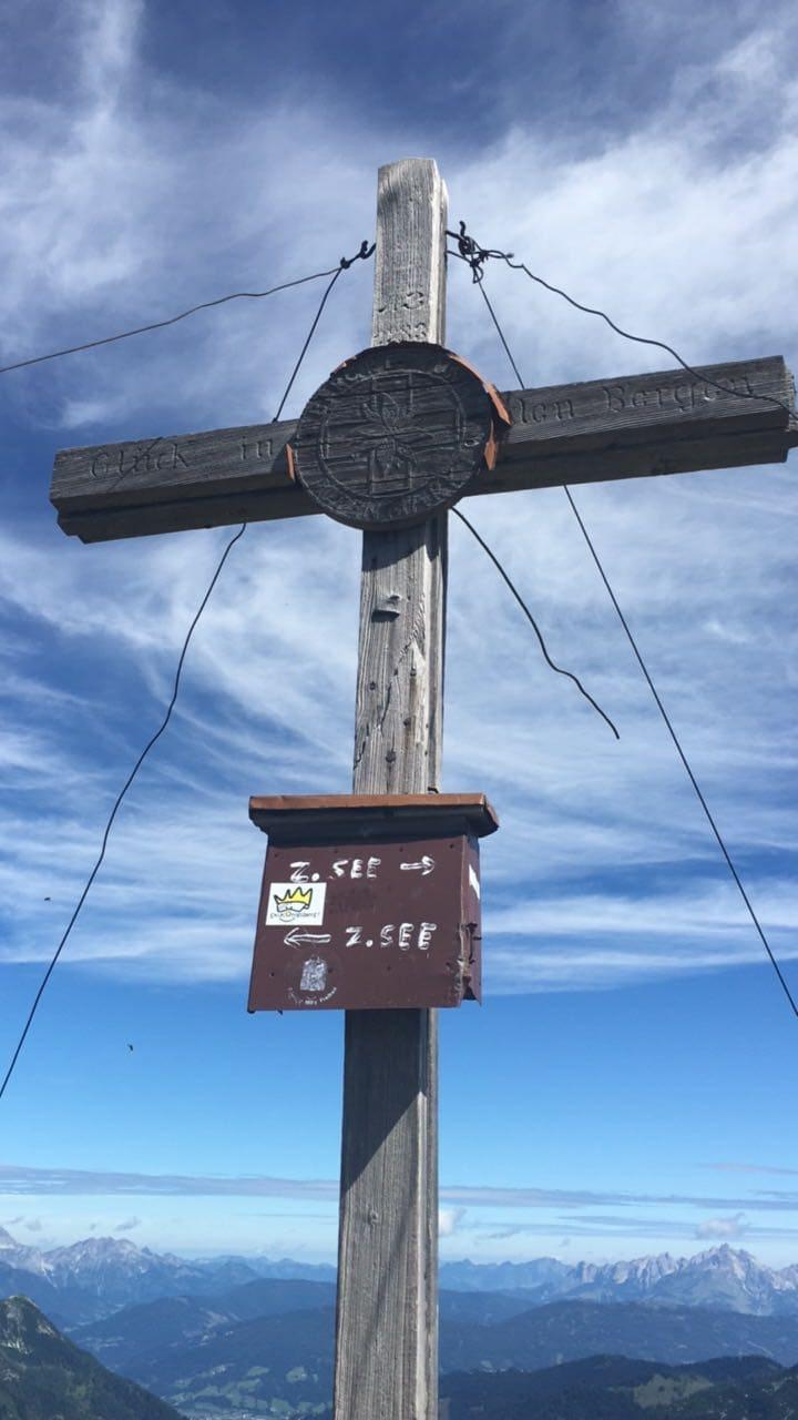 2.000 Höhenmeter und mehr - nichts für Sandalen blogHuette.at image 2