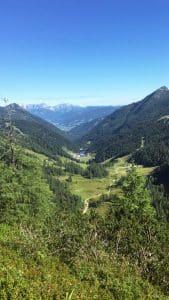 2.000 Höhenmeter und mehr - nichts für Sandalen blogHuette.at image 3