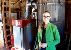 Die Dachstein Destillerie am Mandlberggut - Feinste Schnäpse aus bestem Gebirgswasser gebrannt blogHuette.at image 2