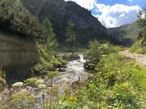 Auf zum Jägersee und Tappenkarsee - Zwei der schönsten Seen der Alpen blogHuette.at image 8