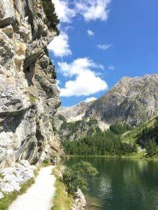 Auf zum Jägersee und Tappenkarsee - Zwei der schönsten Seen der Alpen blogHuette.at image 14