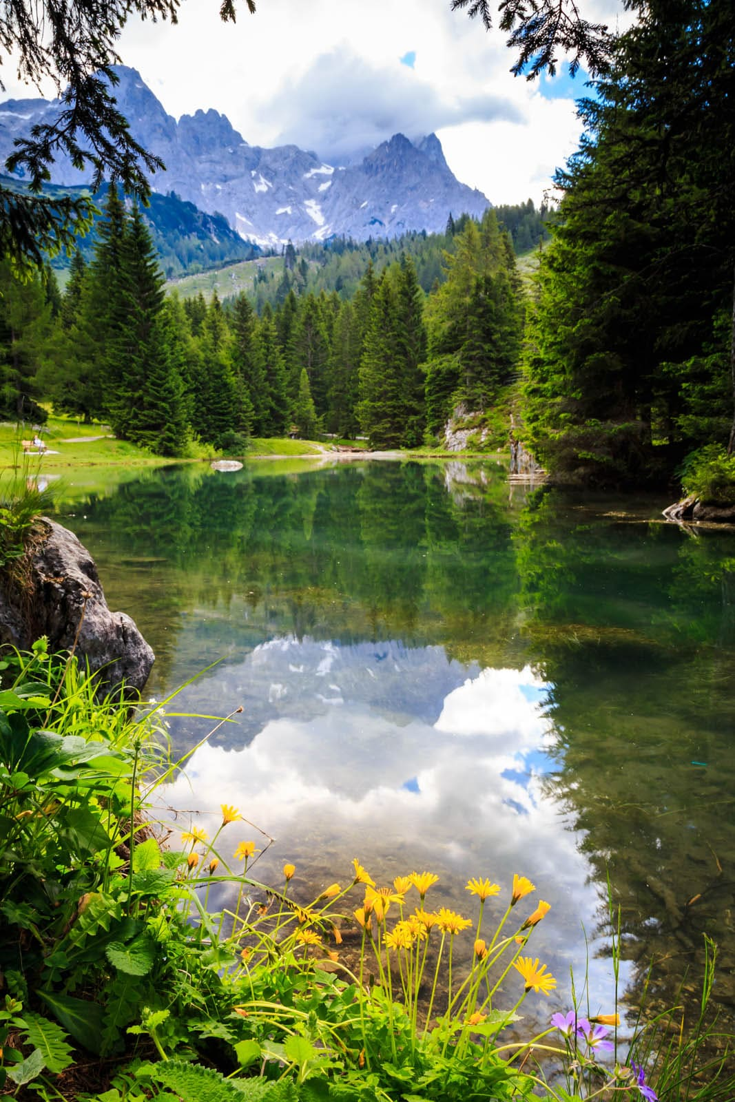 Hiking tours in Austria