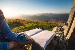 Text fürs Gipfelbuch
