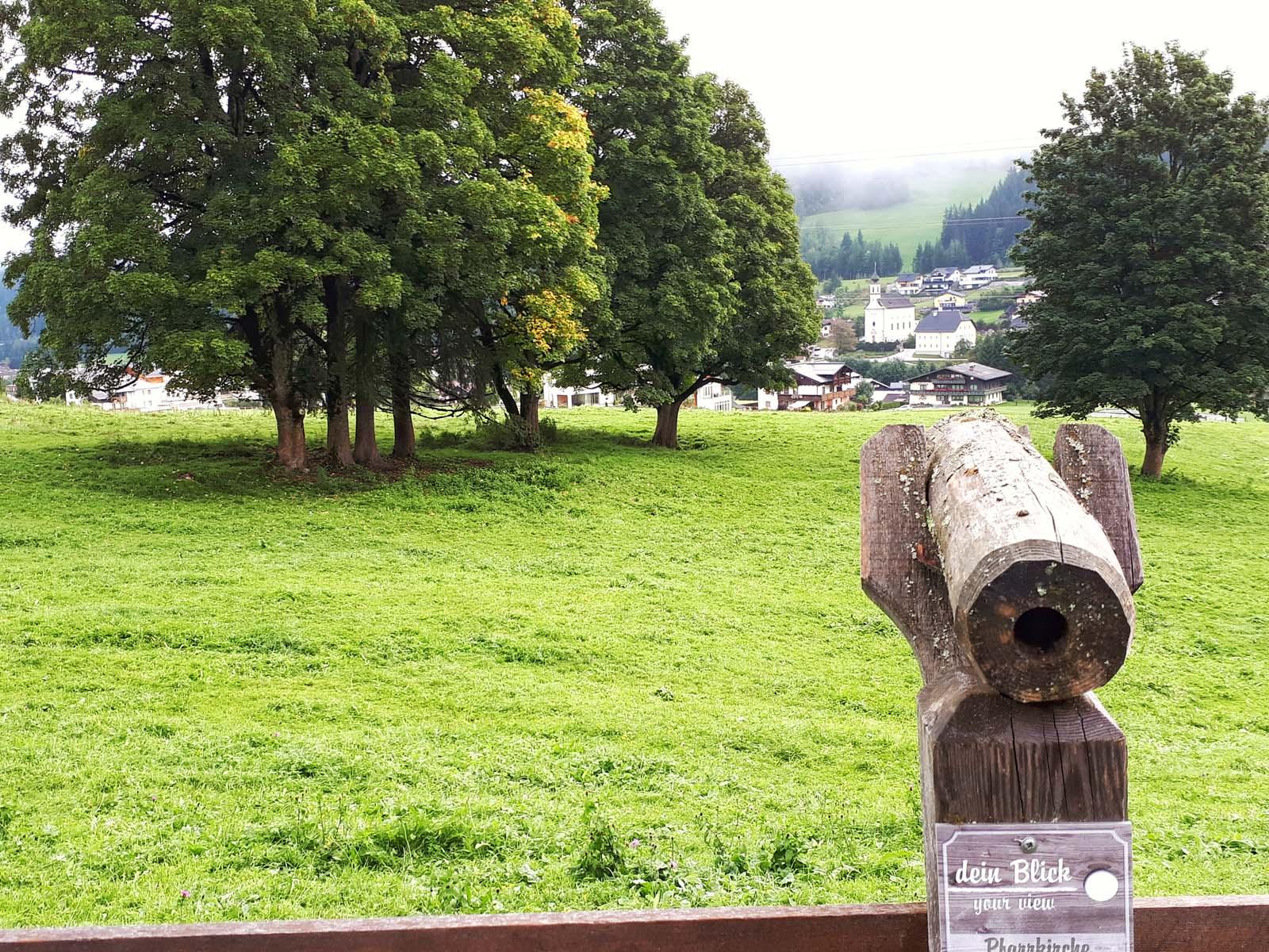 Themenwanderweg rund um Flachau