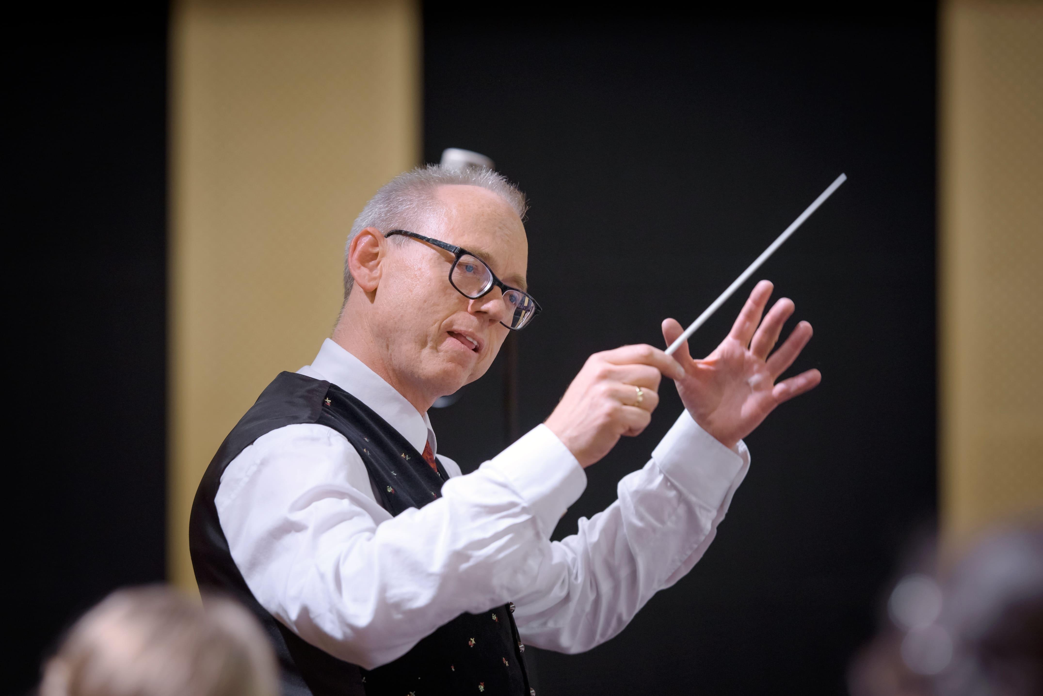 Dirigent der TMK Flachau