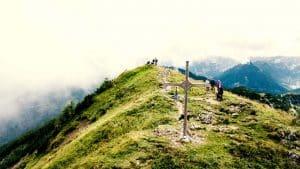 Der Berg mit der Traumaussicht