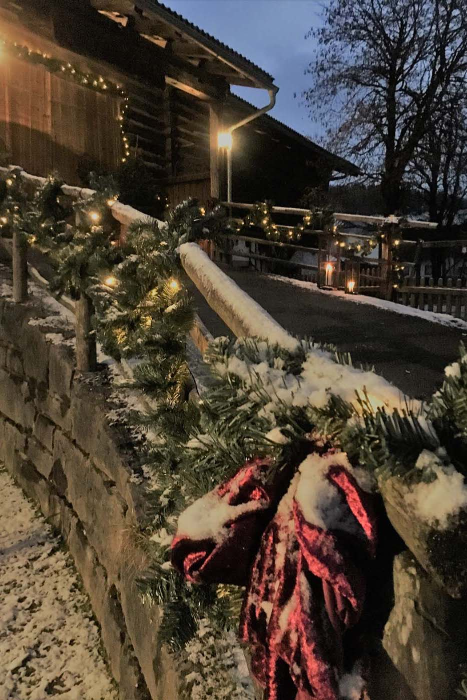 The Altenmarkt Advent Tour – shimmer meets tradition!