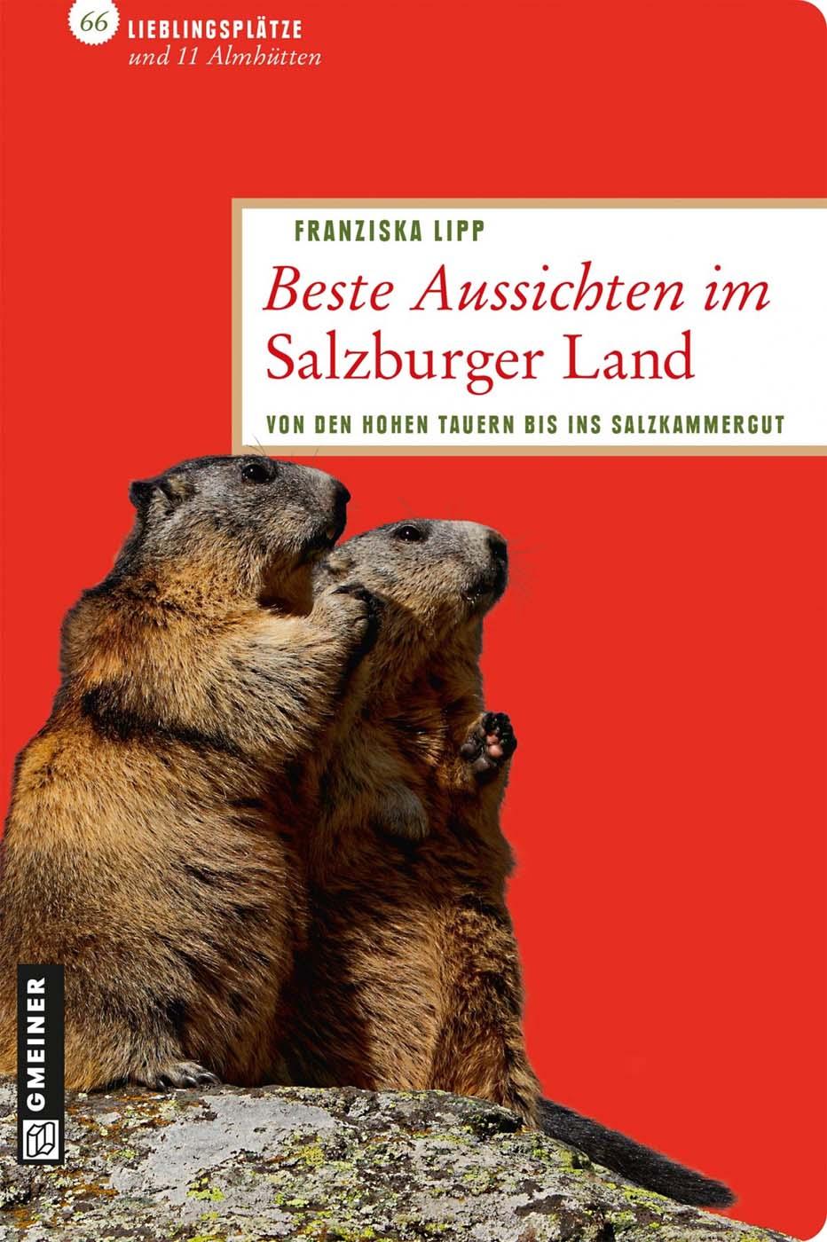 Buch übers Salzburger Land