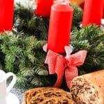 Advent mit Süßem