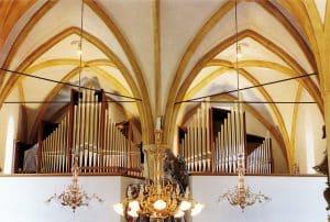 Wagrainer Orgel