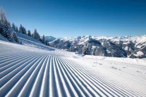 Skifahren in der Salzburger Sportwelt