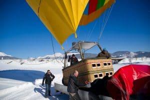 Ballonfahren in Filzmoos
