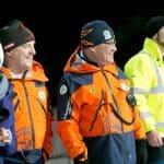 Skiweltcup Flachau Damen Nachtslalom Vorbereitungen