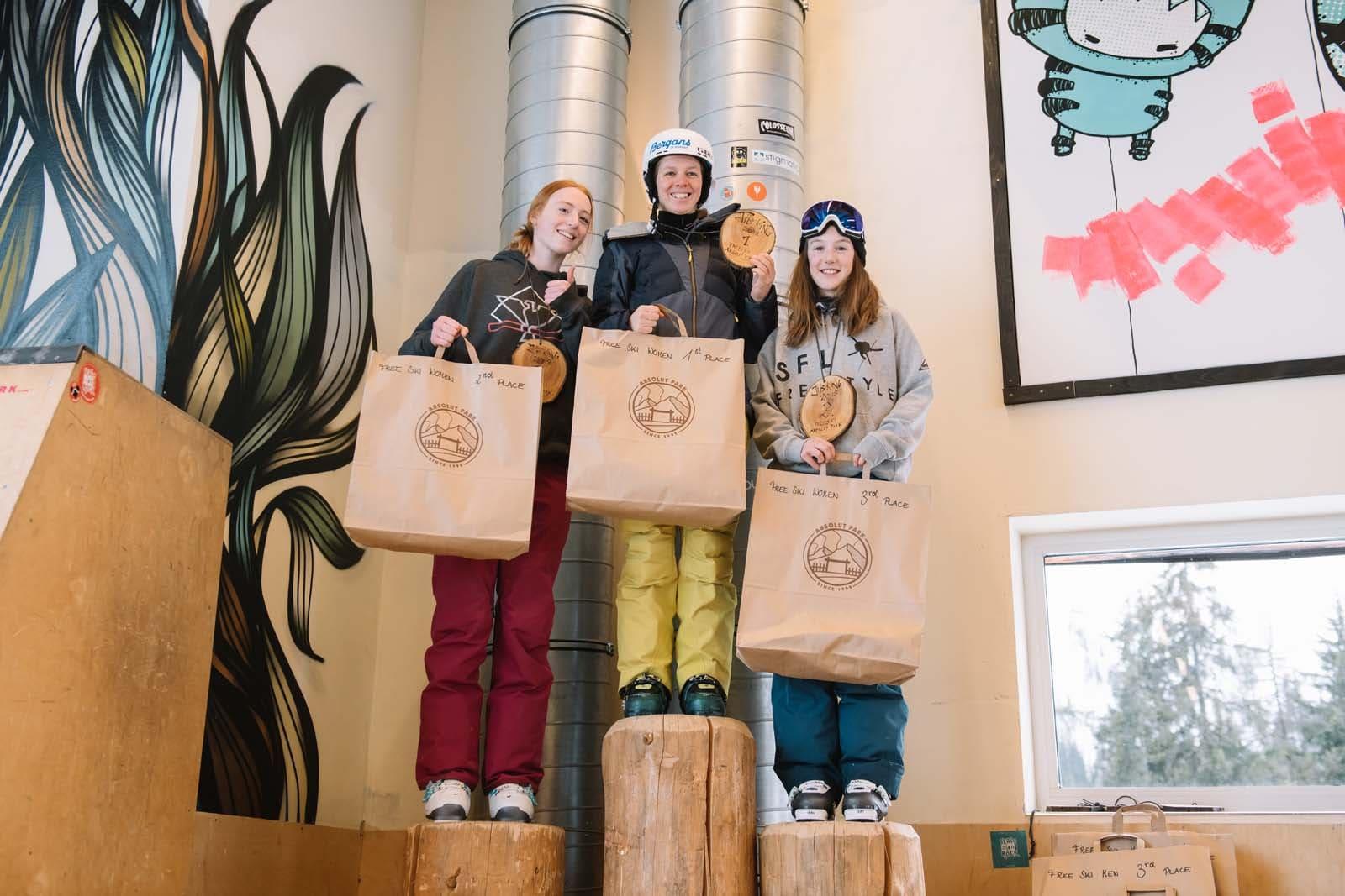 Snowboarder und Freeskier aufgepasst