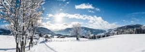 Winterwandern Winterbauer