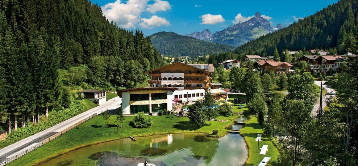 Alpenhof in Filzmoos / Salzburger Sportwelt