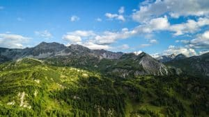 Von Flachau zur Südwienerhütte und weiter zum Spirzinger