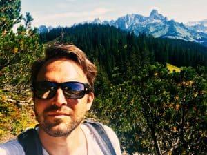Wandern am Gerzkopf in Eben im Pongau