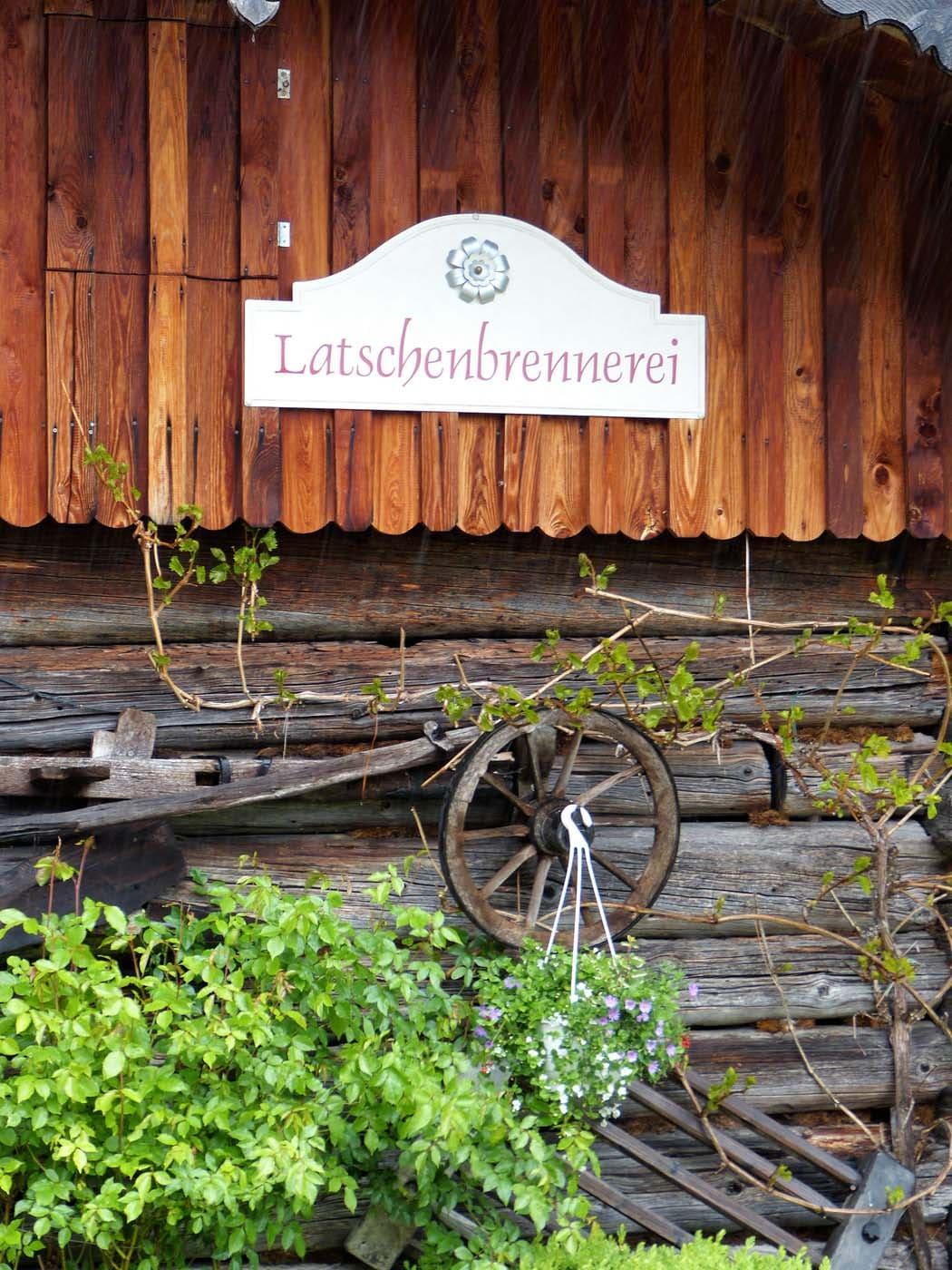 Edelbrandbrennerei in Radstadt