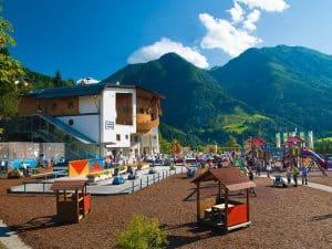 An der Talstation fängt der Spaß schon an, aber am Berg gibt es noch viel mehr zu entdecken