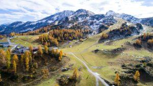 Vorfreude auf den Winter in Zauchensee