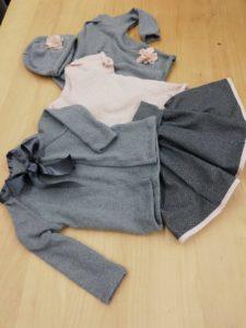 Selbstgemachte Kleidung