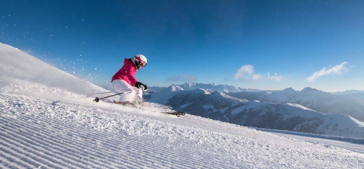 Skiing in Zauchensee/Flachauwinkl