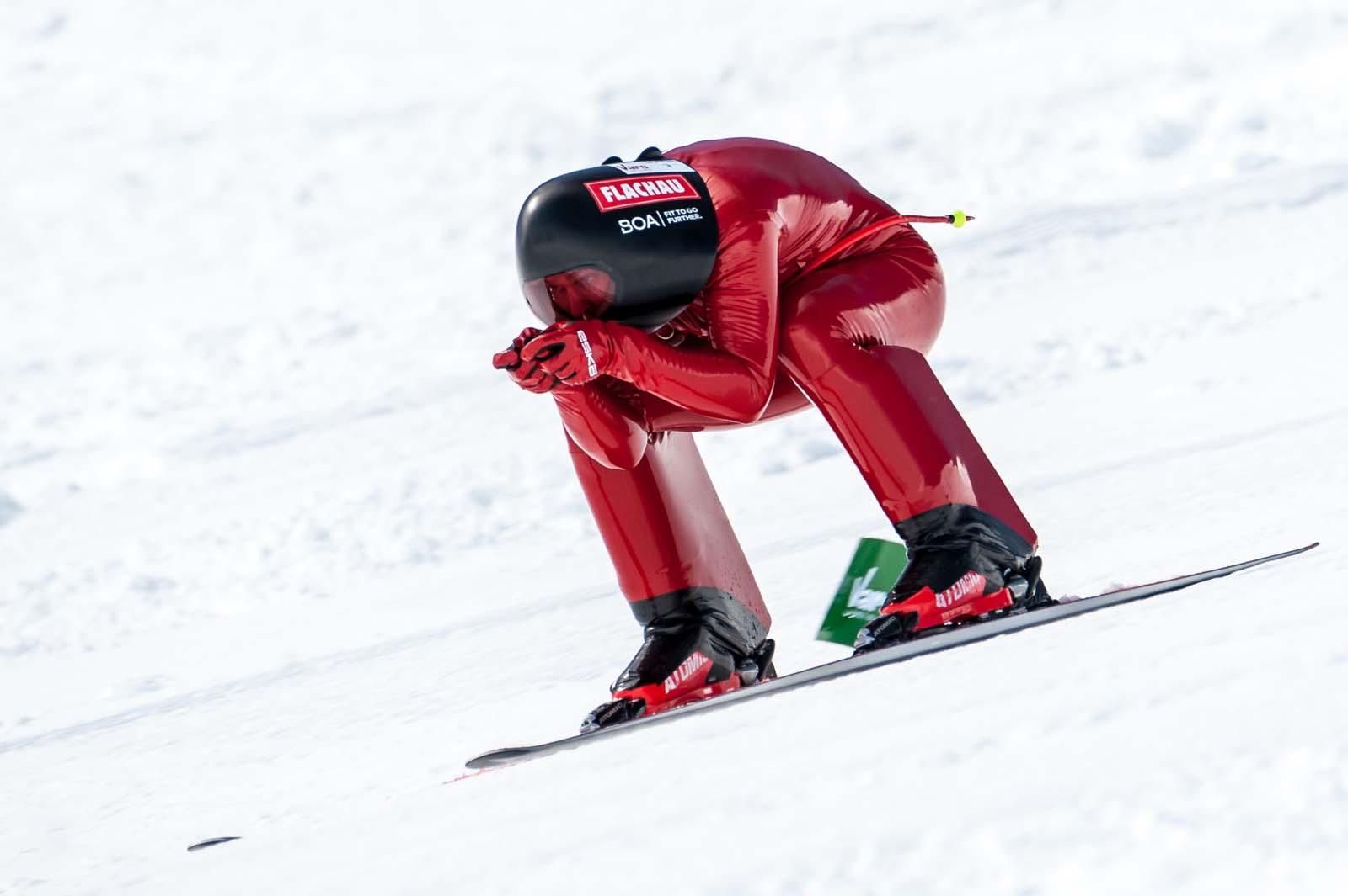 Skifahren einmal anders