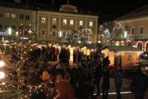 Adventsmarkt Salzburger Sportwelt
