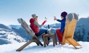 Skifahren in Zauchensee
