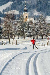 gratis Langlauftrainer in Altenmarkt-Zauchensee