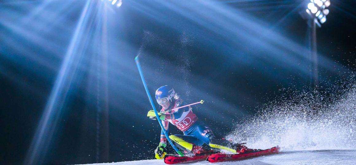 Damen Ski Worldcup in Flachau