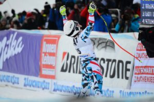 Damen Ski Rennen in Zauchensee