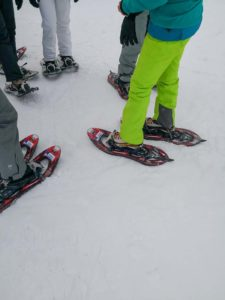 Schneeschuhwanderung in Flachau