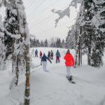 snowshoe tour in Salzburg