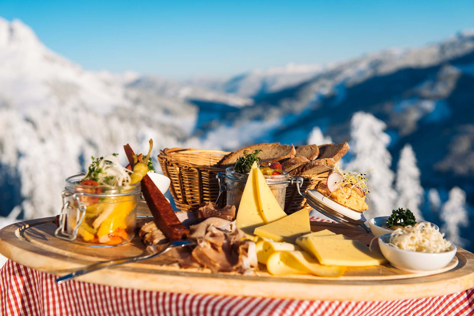 culinary at the mountains for everybody
