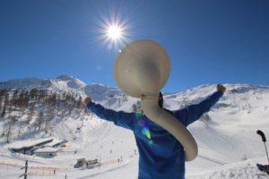 Dixilandband in der Salzburger Sportwelt
