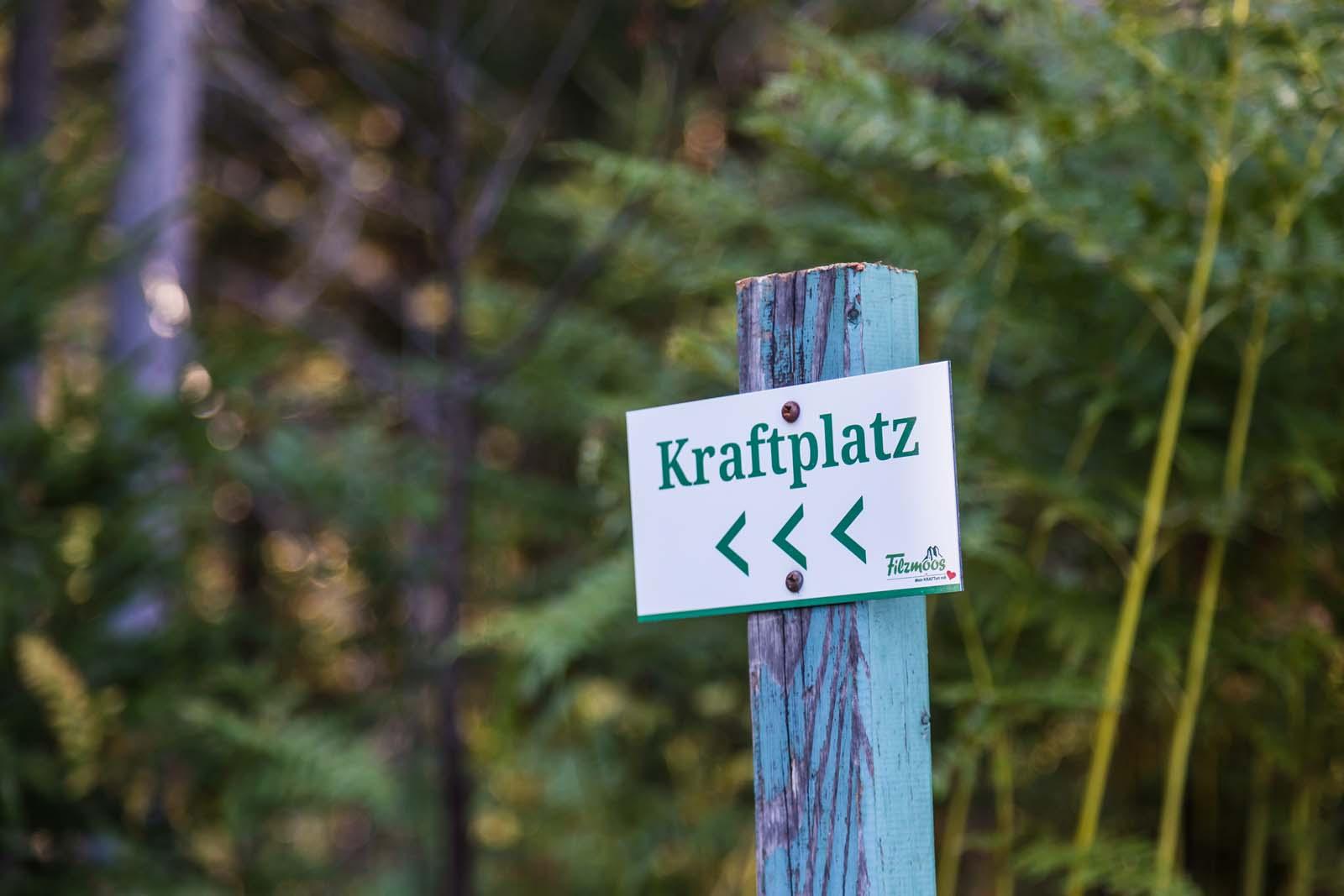 Kraftplätze in Salzburg