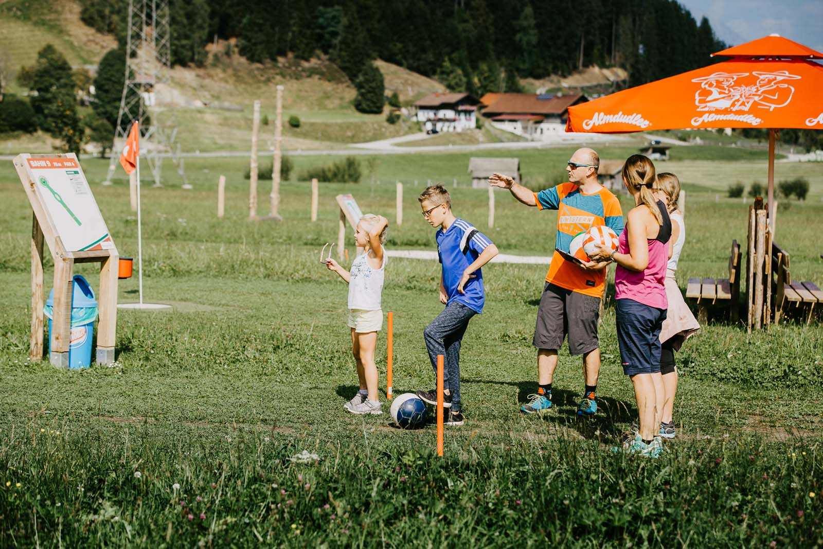 activities in Wagrain/ Salzburg