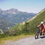 mountain biking in the Salzburger Sportwelt and Obertauern