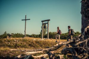 leichte Wanderung zum schönen Berg den Gerzkopf in Eben bzw. Filzmoos