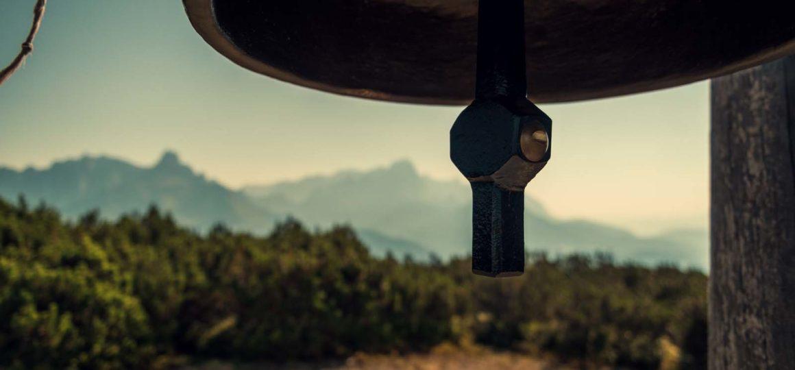 Die Glocke am Gerzkopf