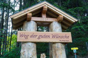 Wanderung in Flachau