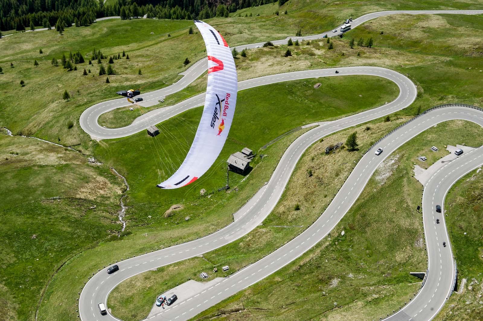 Sport und Action von Salzburg bis Monaco Red Bull X-Alps