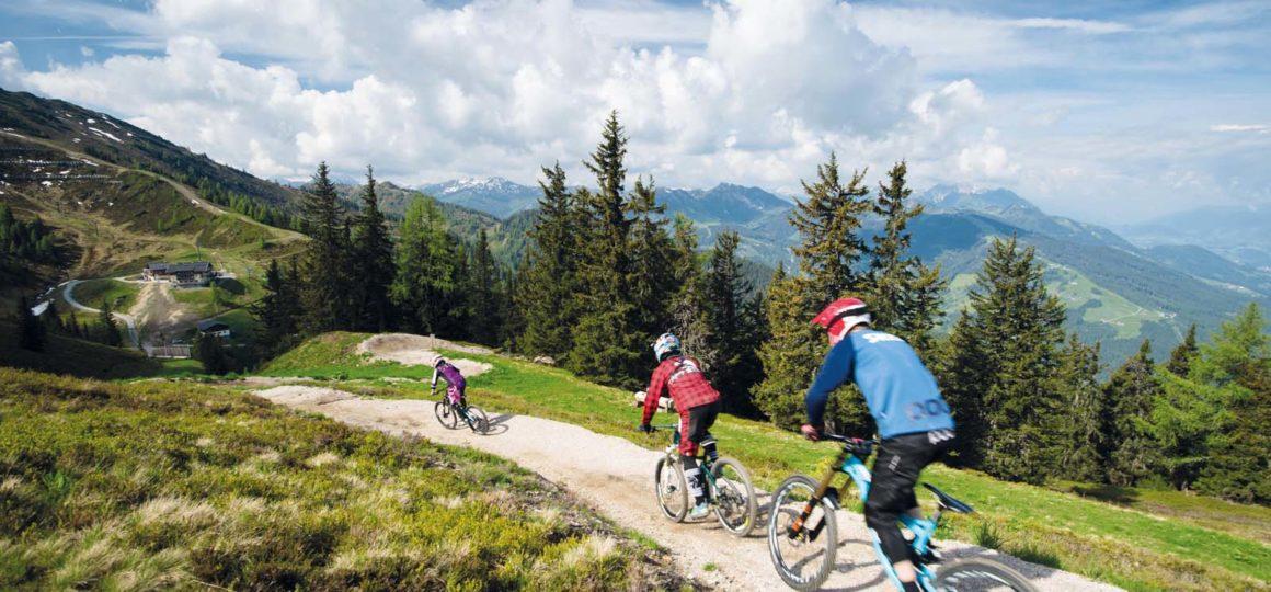 Downhill Park in Salzburg