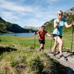 hiking in Wagrain-Kleinarl
