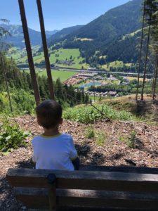 Wanderung zur Moosalm in Eben im Pongau